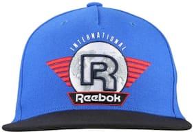 Reebok Unisex Blue Classics Endorsement Cap