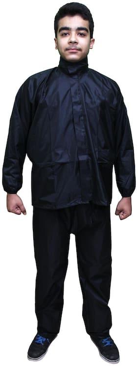 Regitx Blue Rainsuit (Upper+Lower+Cap) Size - XL