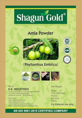 Shagun Gold Amla Powder (Hair) 100 Gm