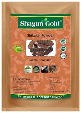 Shagun Gold ( Acacia Concinna ) Shikakai Powder For Hair Fall Control & Hair Care 200G