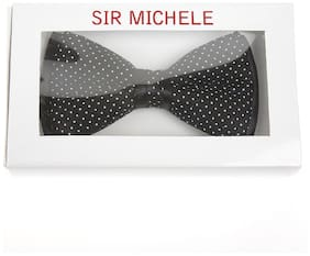 Sir Michele Designer Double Bow Tie
