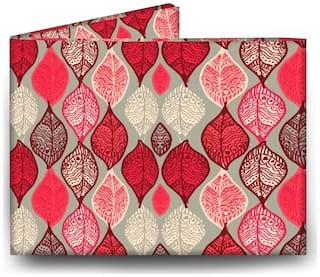 Snooky Women Canvas Wallet - Multi