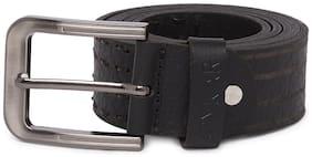 SPYKAR Black Leather BELT