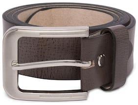 SPYKAR Brown Coloured Belt