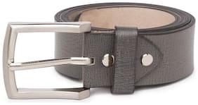SPYKAR Grey Leather BELT