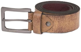 SPYKAR Tan Leather BELT
