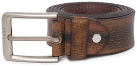 SPYKAR Tan Leather BELT