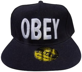 Buy Stonic New Stylish Black Hip Hop Cap Online at Low Prices in ... 1ca081aea4d