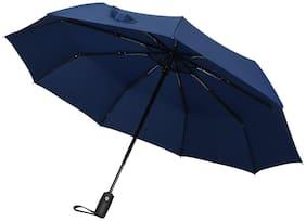 Style Homez Unisex 3 fold Umbrella - Blue