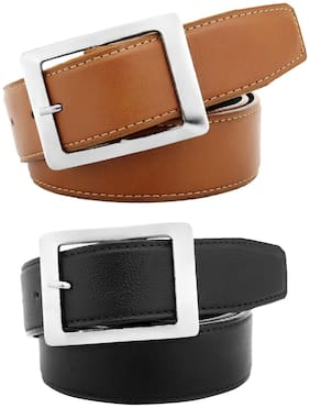 Stylish Combo of 2 Elegant Belts