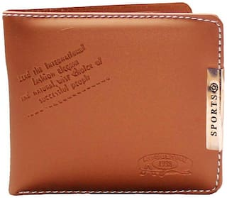 Stylish Faux Leather Wallet