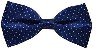 Sunshopping men's multi coloured neck bow tie (Pack of 1)