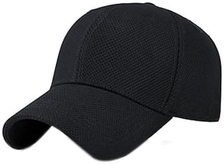 Sunshopping men's black baseball cap