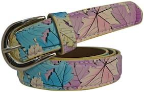 Sunshopping Women's Multi Color  belt