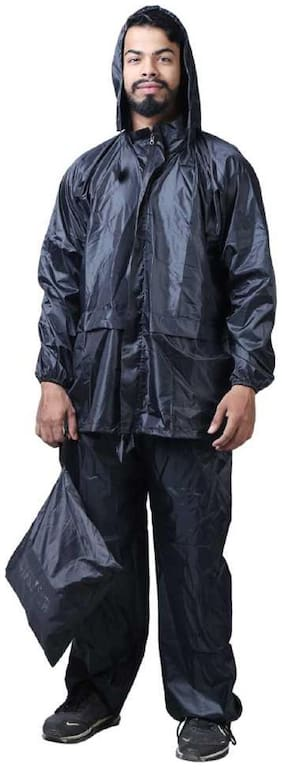 Supreme Home Collective Raincoat With Pant- Blue