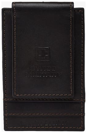 Swiss Military Brown Men's Wallet (LW28)