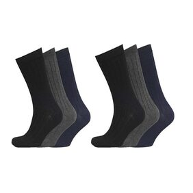 Tailor Nation formal socks ( 6 pair)