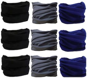 Unisex Cotton Caps ( Multi )