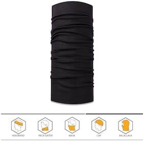 Unisex Cotton Caps ( Black )