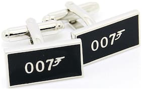 The Crazy Me Bond ! James Bond. The Bond 007 cufflinks will definitely add value to your tuxedo. Add a dimension to your style