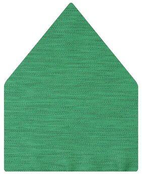 TieKart Micro Fiber Pocket Square - Green