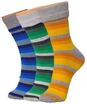Tiekart-Men Multicolour   Socks