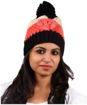Women Wool Hats;Caps ( Multi )