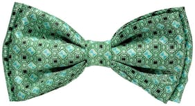 Tiekart-Men Multi   Knotted Double Bow Tie