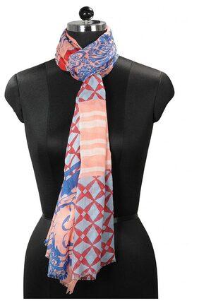 TieKart Women Viscose Stoles & Scarves - Multi