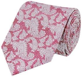 Tiekart-Men Red Paisely  Tie