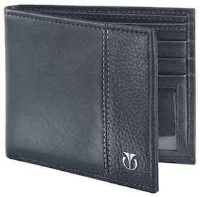 Titan Black Wallet for Men