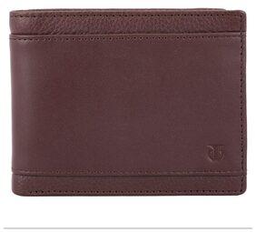 Titan Men Leather Bi-fold - Brown