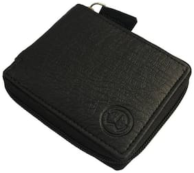 TnW Men Leather Bi-fold & Zip Around Wallet - Assorted