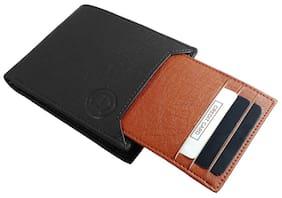 TnW Men's Artificial Leather Wallet