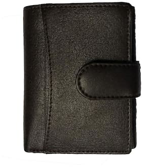 Benicia Men Assorted Synthetic leather Tri Fold Wallet ( Pack of 1 )