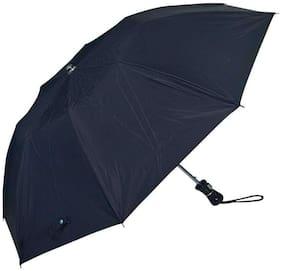 TWINTECH Branded Umbrella 3 Fold Auto Open (BLACK)