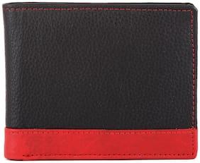 U+N Black Wallet