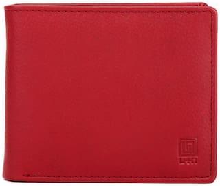 U+N Red Wallet