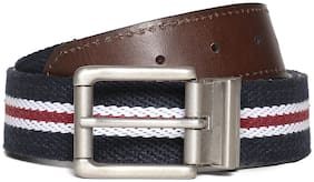 U.S. Polo Assn. Striped Reversible Belt for men