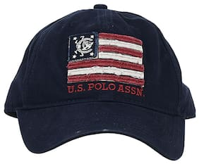 380ee8f8b43 U.S. Polo Assn. Men Blue Cap