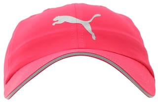 Buy Puma Polyester Caps - Pink Online at Low Prices in India ... 8eb1529f3d7