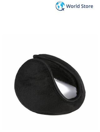 Unisex Women Men Winter Warm Fleece Ear Muffs Plush Cycling Ear Cap Earlap  Wrap bc70cdf7639