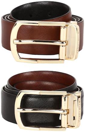Van Heusen Black Reversible Belt