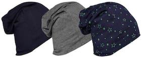 Women Cotton Caps ( Multi )