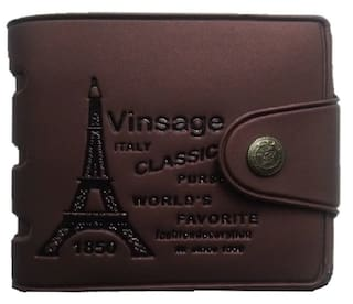 VINSAGE FASHIONABLE UNIQUE LERV'S MENS WALLET
