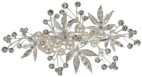 Vogue Hair Accessories Silver Brass Base Hair Pin Hair Clip Hair Accessories