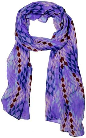 Weavers Villa Women Cotton Scarves - Multi
