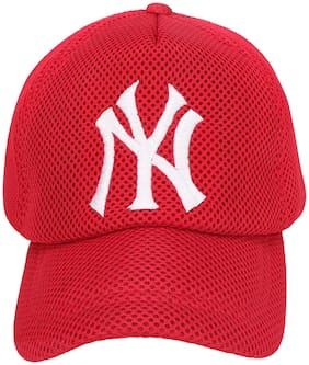Wenzel Solid Printed NY Cap