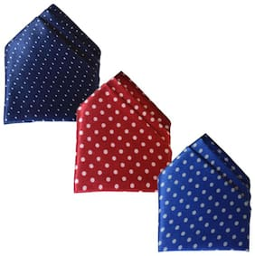 Wholesome Deal Satin Pocket Square - Multi