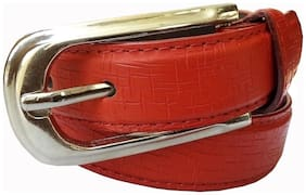Synthetic Belts ( Red )